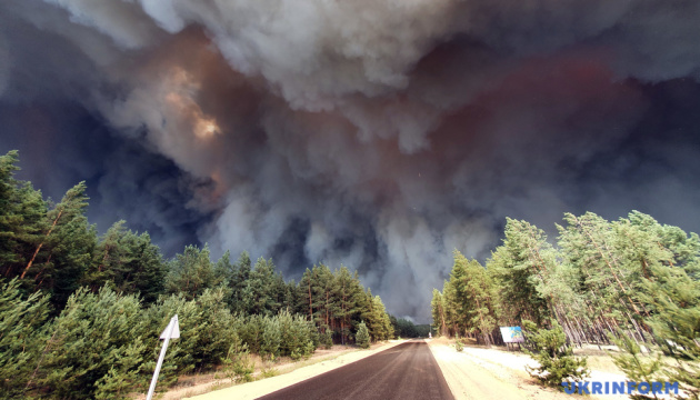 Пожары на Луганщине: количество погибших возросло до шести