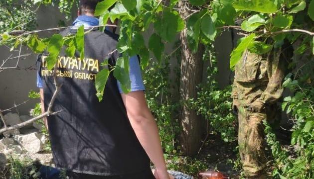На Луганщине диверсант ФСБ хотел взорвать химзавод