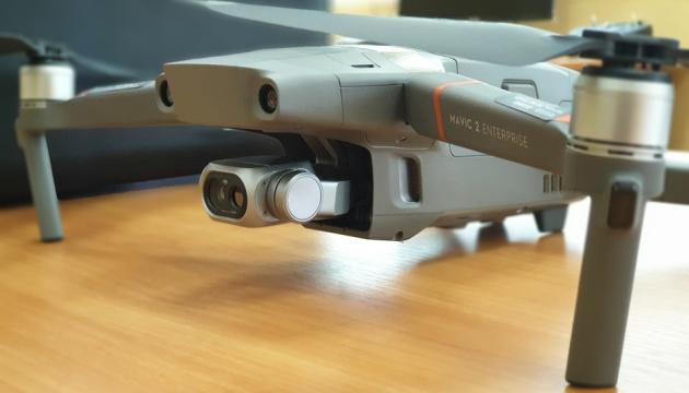 Britain transfers ten drones to Ukrainian border guards