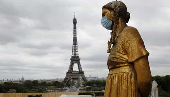 В ряде департаментов Франции продлят комендантский час