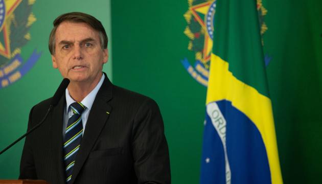 Brazilian leader thanks Zelensky for support in fight against COVID-19