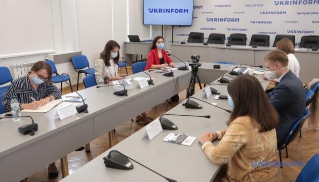 """Крим у дзеркалі мас-медіа. Презентація Q&A - посібника для медіа """"Крим у контексті окупації"""""""