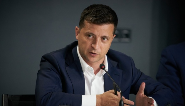 Зеленский прокомментировал законопроект о наказании за