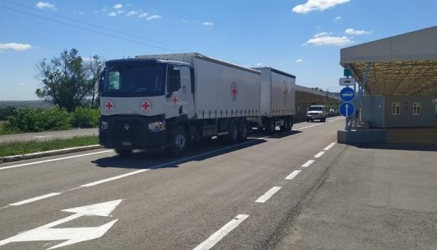 UN und Rotes Kreuz schicken humanitäre Hilfe nach Donbass