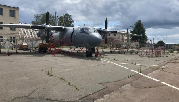 На столичном заводе за неделю восстановили АН-26 для ВСУ