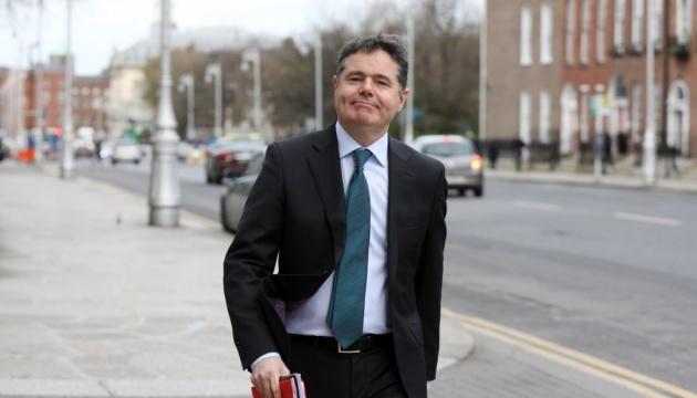 Президентом Єврогрупи обрали ірландського міністра фінансів
