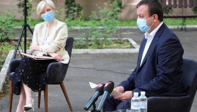 Голова Вінницької ОДА Сергій Борзов дав першу пресконференцію для місцевих ЗМІ