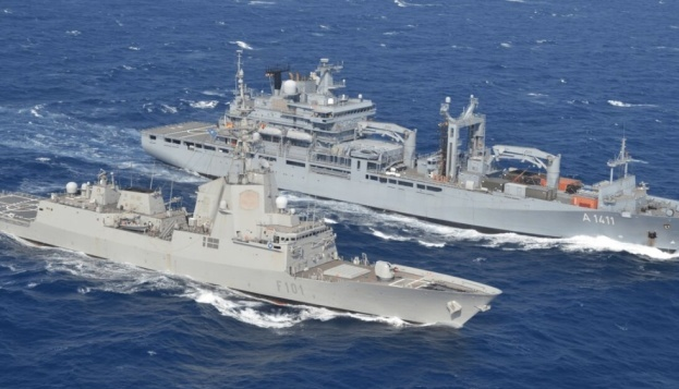 NATO ships preparing for exercises in Black Sea
