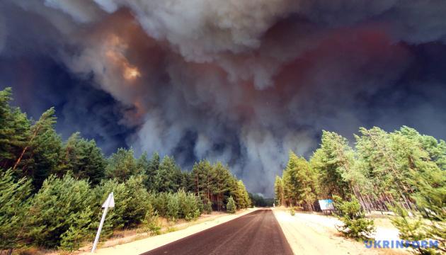 За поджоги  стерни, травы и леса предусмотрена серьезная уголовная ответственность