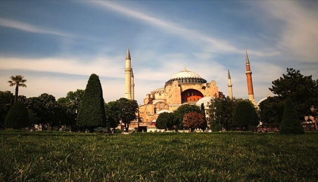 Софійський собор у Стамбулі став мечеттю