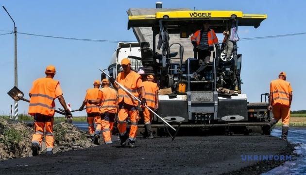 В Харькове началась рассчитанная на два года реконструкция Окружной дороги