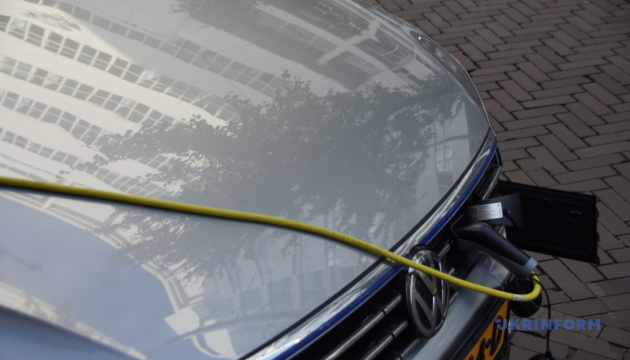 Demand for electric vehicles in Ukraine grows by 6% in nine months - Ukrautoprom