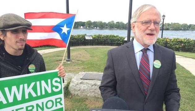 Партія зелених США визначилася з кандидатом на виборах президента