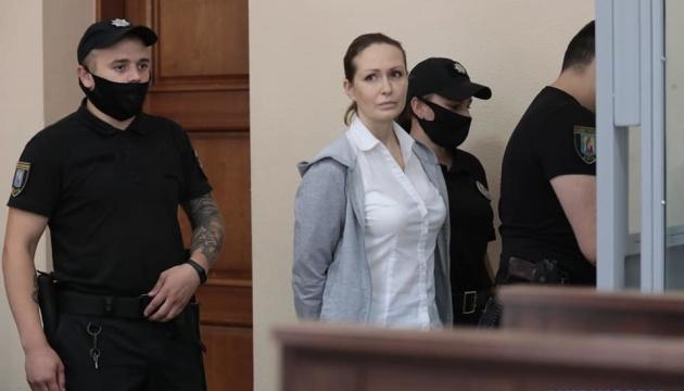 Справа Шеремета: суд розглядає зміну запобіжного заходу Кузьменко