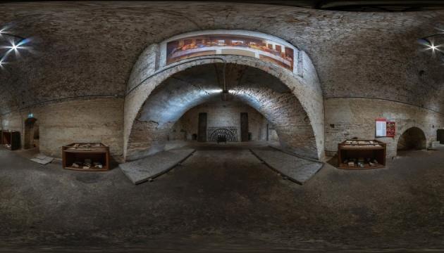 Подземный Луцк стал доступен онлайн