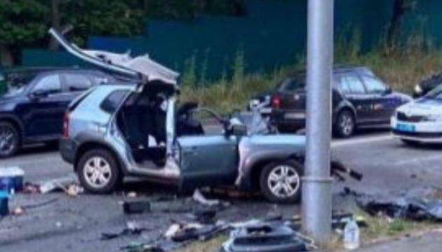 Смертельна ДТП під Києвом: водію Mercedes