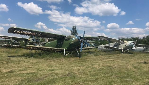 СЕТАМ продав 20 арештованих літаків через зарплатні борги