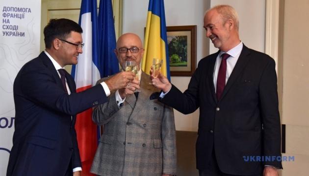 Франция предоставит Мариуполю €64 миллиона кредита на проект по обеспечению питьевой водой