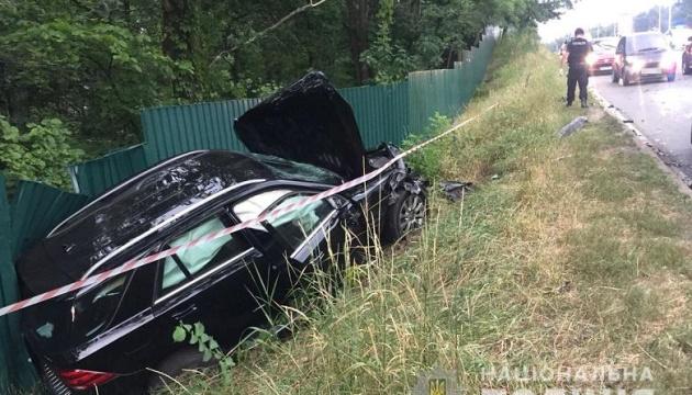 Смертельна ДТП під Києвом: водію Мercedes повідомили про підозру