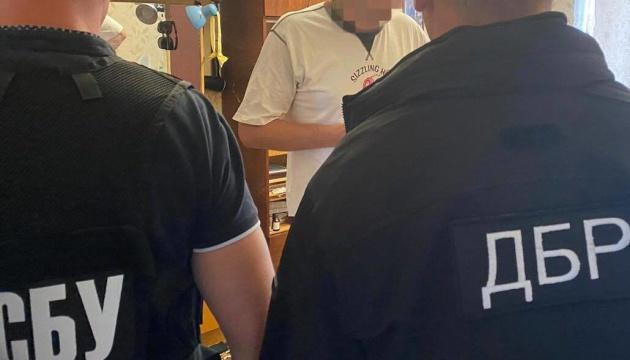Один из руководителей патрульной полиции Черкасчины требовал взятку у подчиненного - СБУ