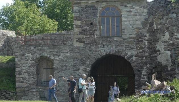 На Тернопільщині з'явився новий туристичний кластер