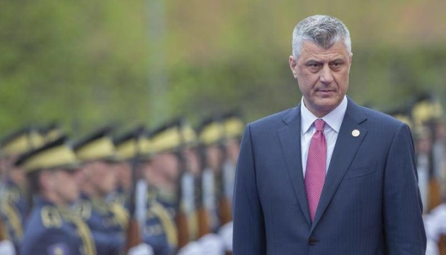 У Гаазі в справі про воєнні злочини допитали косовського президента