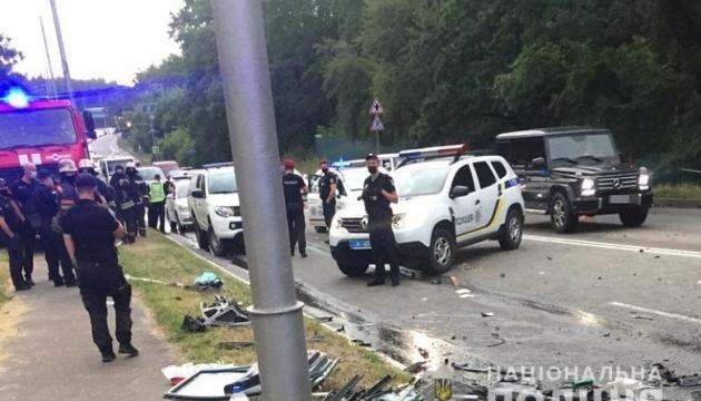Смертельна ДТП під Києвом: сьогодні обиратимуть запобіжний захід водію