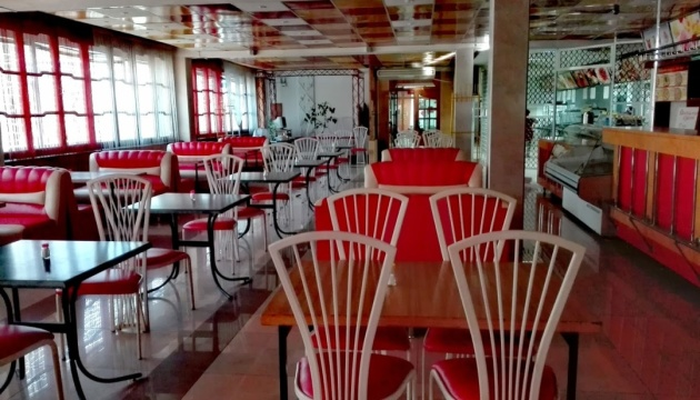 Ресторанам на Донеччині послабили карантин