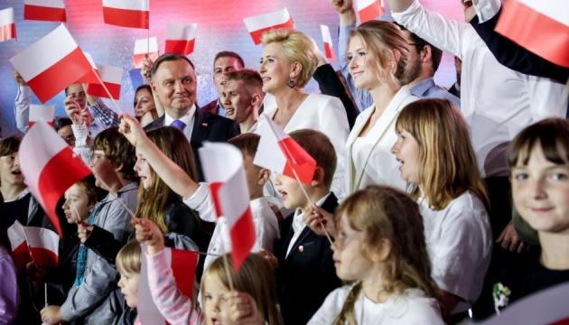 Президентські вибори в Польщі: Качинський матиме ще три роки спокою