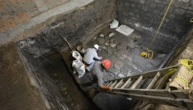 У Мехіко знайшли руїни палацу ацтеків