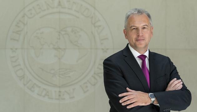 В Европейском департаменте МВФ - новый руководитель