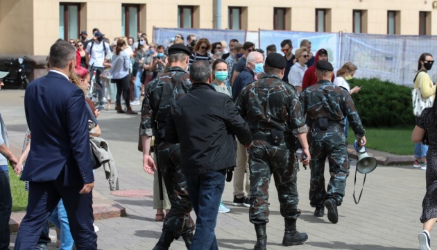 В Беларуси задержали члена президиума Координационного совета