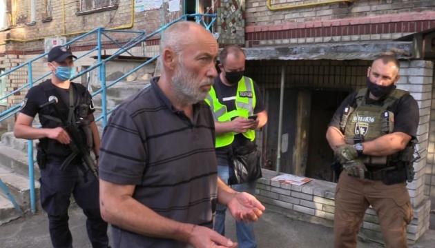 Поліція звільнила бізнесмена, викраденого у столиці два тижні тому