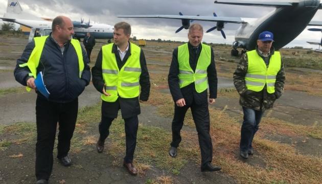 Ривненский аэропорт готовят к возобновлению полетов