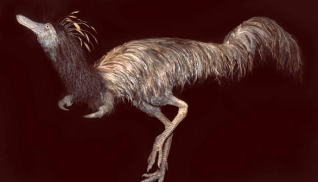 У США виявили лапи динозавра з одним кігтем