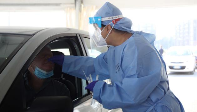 В Італії за час пандемії померли понад 35 тисяч пацієнтів з COVID-19