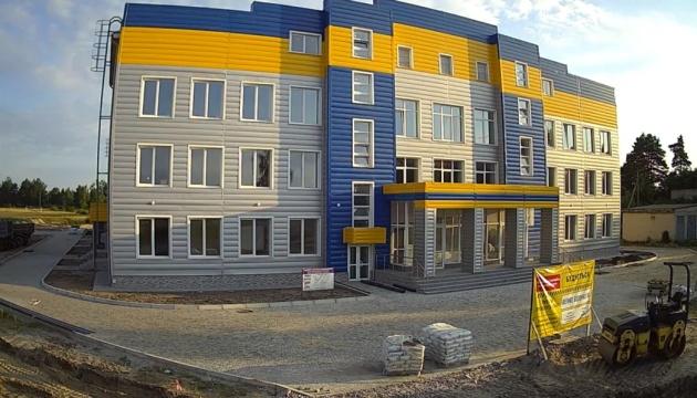 На Житомирщине в рамках «Большого строительства» реализуют 16 проектов