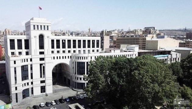Єреван назвав тероризмом погрозу Баку вдарити по АЕС