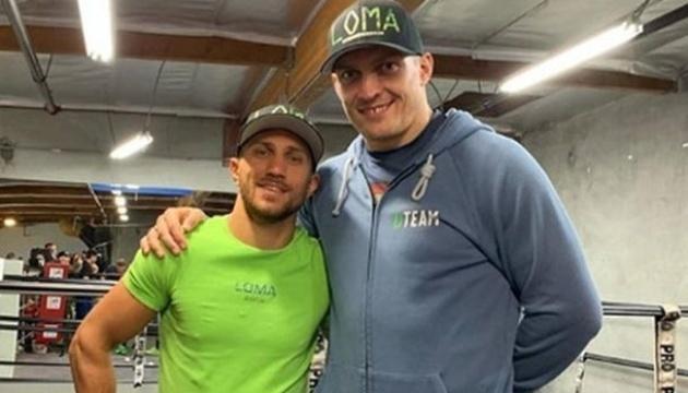 Усик і Ломаченко - у ТОП-5 боксерів світу за версією Boxing News