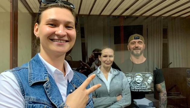 Справа Шеремета: сестра Кузьменко вказала важливу деталь, зафіксовану камерами спостереження