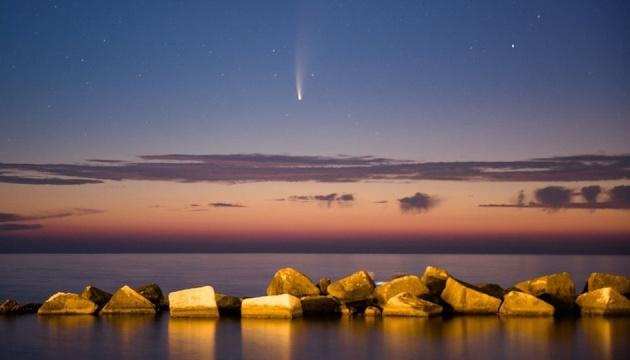 До Землі наближається комета Neowise