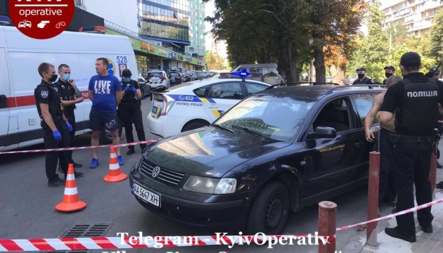 У Києві пасажир підстрелив таксиста