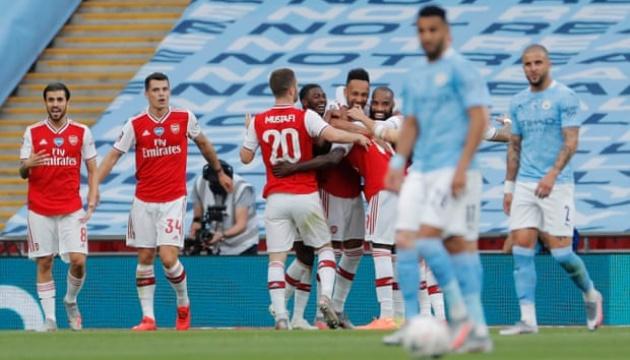 «Арсенал» обыграл «Ман Сити» и стал первым финалистом Кубка Англии