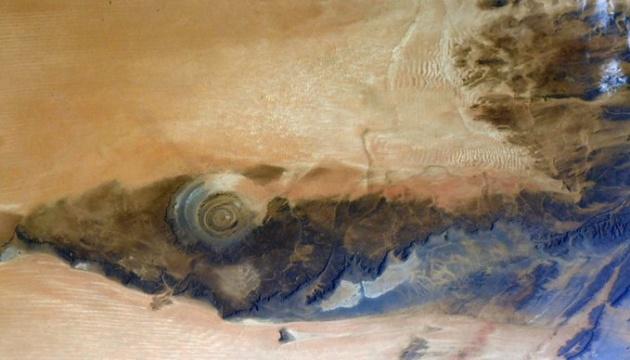 Астронавт NASA зробив знімок Сахари з космосу