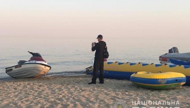 У Затоці відпочивальник загинув від зіткнення з водним скутером