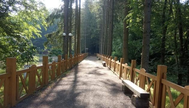 На Волині презентували туристичний маршрут мальовничими локаціями краю