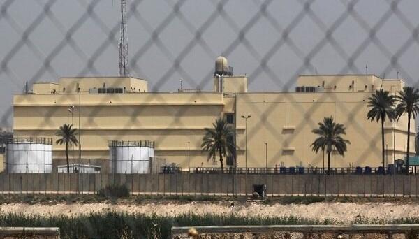 Посольство США в Багдаде обстреляли ракетами типа