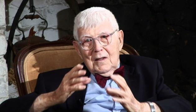 Видатний психотерапевт США Аарон Бек святкує 99-річчя