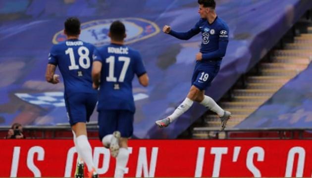 «Челсі» обіграв «МЮ» і став другим фіналістом Кубка Англії