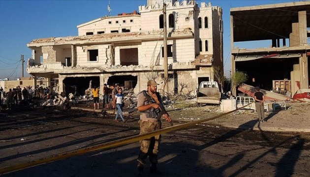На севере Сирии взорвали автомобиль: пятеро погибших, 85 раненых